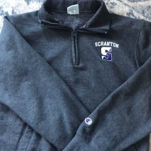 University of Scranton Quarter Zip